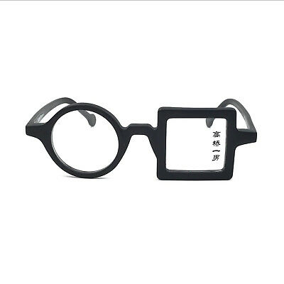 9fa7d979a8 Personality Acetate Round Square Glasses Spectacles Eyewear RX Eyeglass  frames