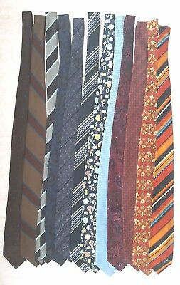 Cravatte bussiness firmate lotto stock moda occasione - branded fashion tie