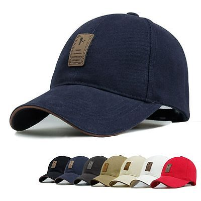 Adjustable Perma Curve Hat Full Range Mens Womens Unisex Flexfit Baseball Cap