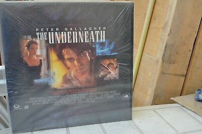 THE UNDERNEATH - Peter Gallagher - Gramercy Pic Laserdisc - mmoetwil@hotmail.com