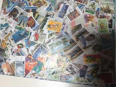 Accumulation Mainly Australian Stamps, Well Over 1000. Many Great Stamps In This