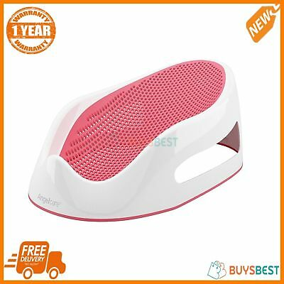 Angelcare Soft-Touch Bath Support - Aqua Baby Comfort Support  Red - AC3030