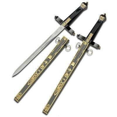 NICE RUSSIAN DAGGER SWORD with scabbard SW-1266