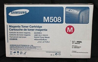 New Genuine Samsung M508 Toner Cartridge