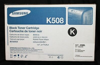 New Genuine Samsung K508 Toner Cartridge