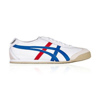 Onitsuka Tiger Mexico 66 Casual Shoes - Men's Women's Unisex - White/Blue
