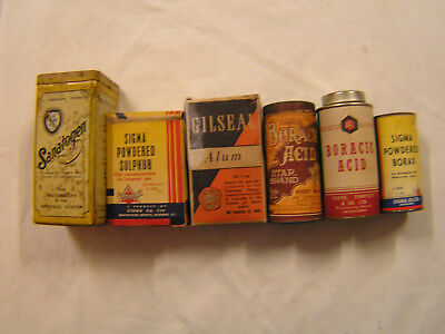 Vintage medical collectables