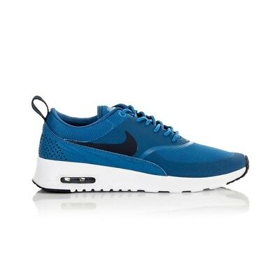 NIKE AIR MAX Thea Women's shoe Blue LagoonGreen Abyss