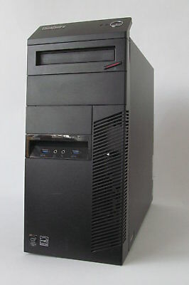 PC System Lenovo ThinkCentre M93p i5 3,2GHz 8GB RAM 500GB HDD WINDOWS 7