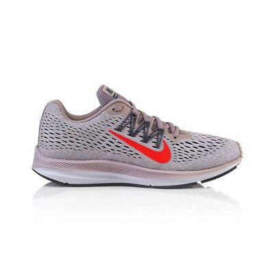 12ed078efcd6 NIKE AIR ZOOM Winflo 3 Shield Men s Size 15 Running Shoes Gray Black ...