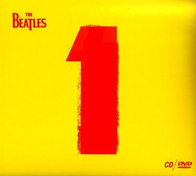 THE BEATLES - 1   [ NEW CD & DVD SEALED ] 27 No1's