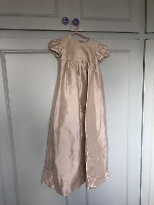 Vintage Style Baby Christening Gown