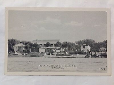 The Creek Landing At Edisto Beach, SC*Request Combined Shipping BEFORE You Pay*