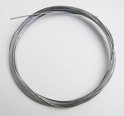 """Piano Wire/Spring Steel 'Roslau'-9 metres(29ft 6"""")-Zithers-Autoharps-Folk"""
