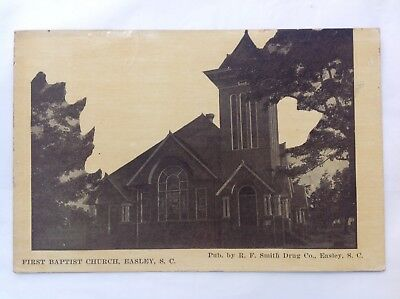 First Baptist Church, Easley, SC*Request Combined Shipping BEFORE You Pay*