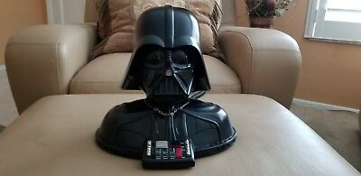 Vintage TELEMANIA Very Cool Animated - DARTH VADER PHONE - Soundtrax Technology