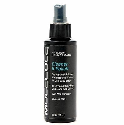Simpson Racing MLHCP4 Molecule Helmet Cleaner & Polish 4oz. Sprayer