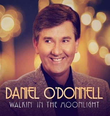 Daniel O'Donnell - WALKIN' IN THE MOONLIGHT - New 2CD Album