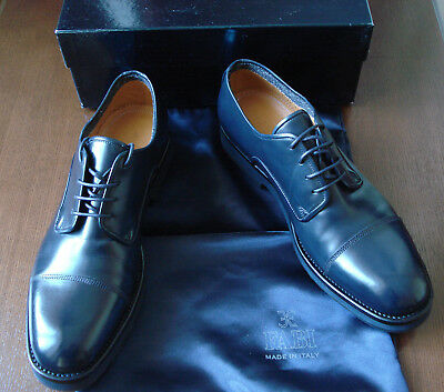 fc492210e4f81 GIOVANNI CONTI MEN Shoes Brown Leather Lace Up Oxfords Size 11M 45 ...