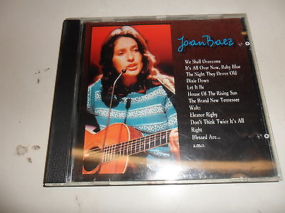 Cd   Joan Baez  ‎– Joan Baez