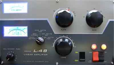 """Add the """"Magic Band"""" (6 meters) on the DRAKE L-4B Amplifier"""