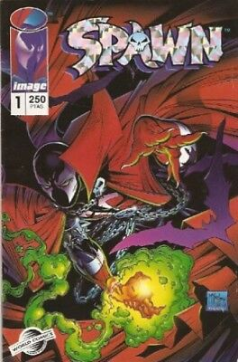 SPAWN vol. 1 - nº 1