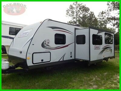 2014 Coleman RV Explorer CTU271RB Towable Travel Trailer Camper RV No Reserve
