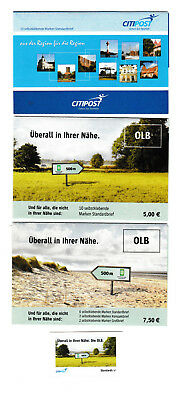 Citipost Nordwest 3 MH Region OLB 7,50 OLB 5.00