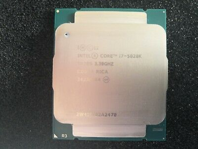 Intel Core i7-5820K - Six Core Prozessor