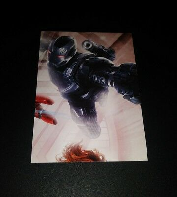 War Machine #39 Trading Card Sammel Karte Panini 2017 Marvel Avengers