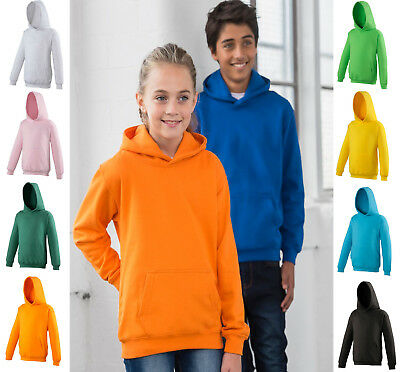 Kids Hoodie AWDIs Boys & Girls Hooded Jumper Top Sweat JH01J