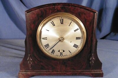 Vintage British Art Deco Smiths Electric SEC with bakelite case - for repair