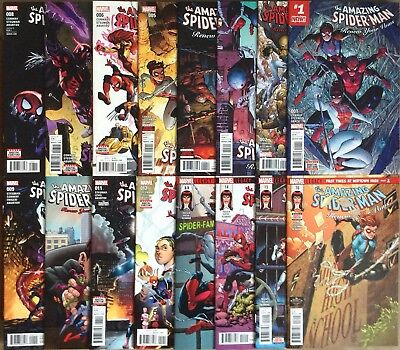 Amazing Spider-Man Renew Your Vows #1-16 (16 Comics) 1St Print Nm