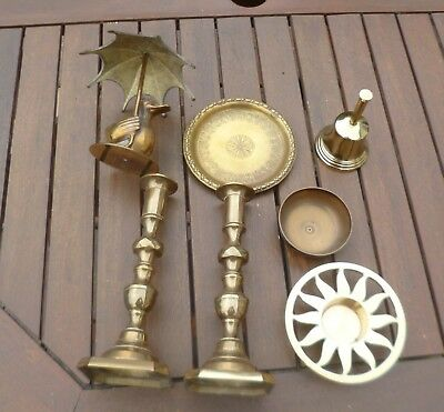 Fantastic Joblot Collection of Antique and Vintage Brass Items