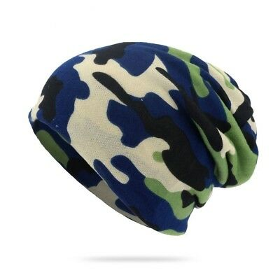 Winter Men Hat Ski Sport Military Balaclava Army Camouflage Beanie Camo Warm Cap