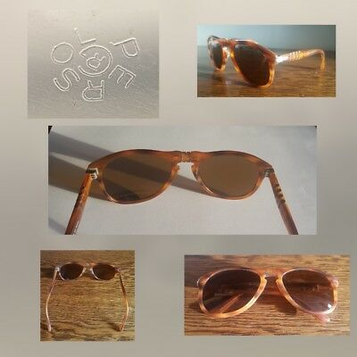 Persol RATTI - Vintage Sunglasses- 649 / 3A Patent - 137 97 - Made in Italy