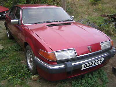Rover SD1 vitesse 3500 manual
