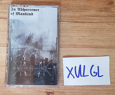 Genocide - In Abhorrence of Mankind demo tape