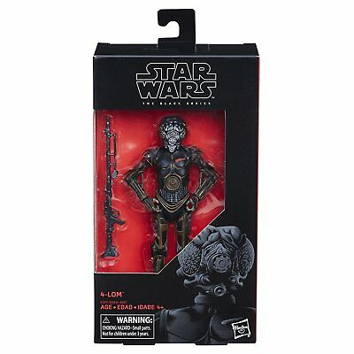 Hasbro Star Wars The Black Series 4-LOM 6-Inch Action Figure Preorder