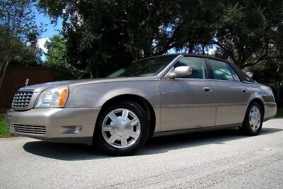 2004 Cadillac DeVille  2004 CADILLAC DEVILLE! 81K LOW MILES! 42 SERVICE RECORDS! 3 OWNER! CLEAN!