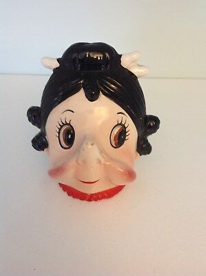 Vintage Face Eyeglass Holder