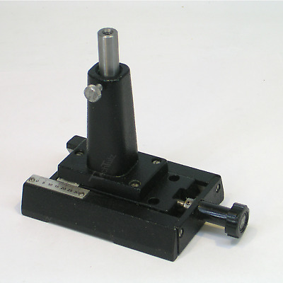 Ealing 22-4071 Transverse Slide with 22-4055 Standard (85 mm) Post Holder