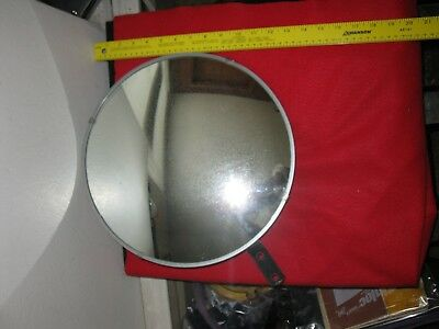 Vintage Convey Detection Store  Security Mirror 14 Inches.  Made By Fred Silver