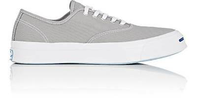 df2fe72e7484 Converse Jack Purcell Men s CVO Ox US 10.5 M Grey Canvas Sneakers Shoes   100.00