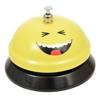 Emoji Ring For Service Call Bell Desk Bar Hotel Counter Reception ~ Laughing