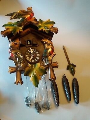 Vtg. Coo Coo Clock from Germany