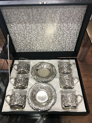 Middle Eastern Tea Set