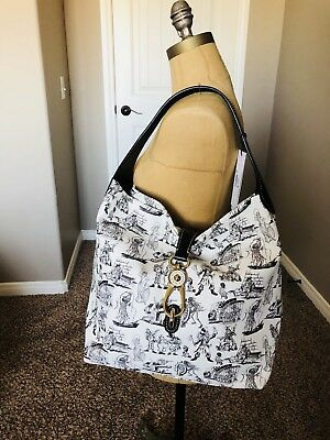 NWT Disney Parks Dooney and Bourke Pirates Of The Carribean Satchel Bag/Purse