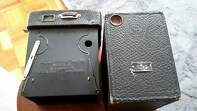 Vintage No.2 A Brownie Camera Model B.  Made In The Usa