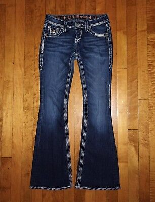 Rock Revival Jayne Flare Jeans - Womens/juniors Size 26